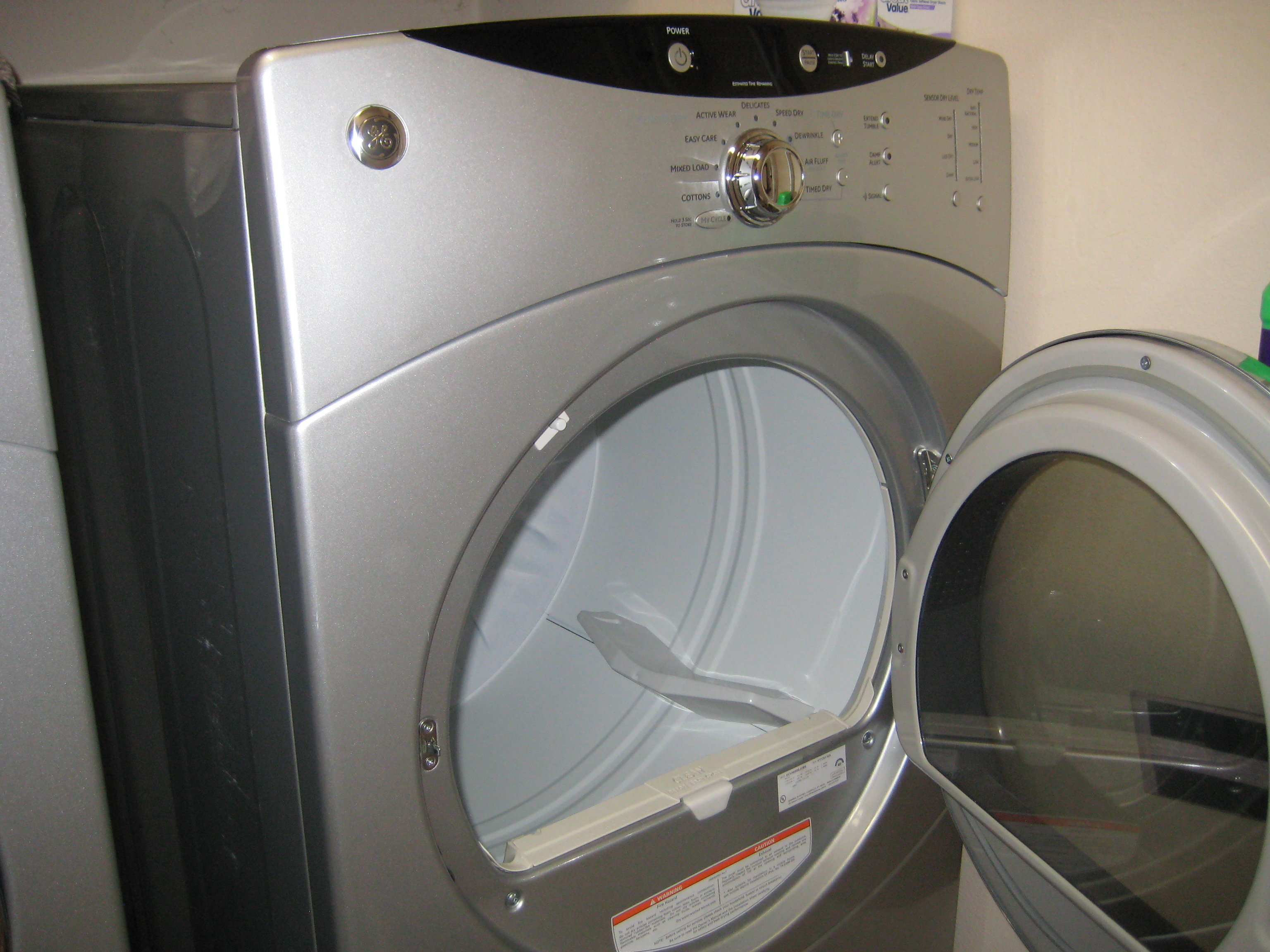 clothes dryer 001